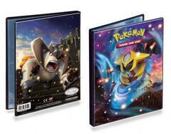 Black & White Gen 6 4-Pocket Portfolio for Pokemon