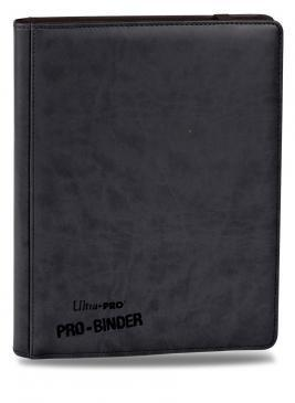 Premium 9-Pocket Black PRO-Binder (84194)