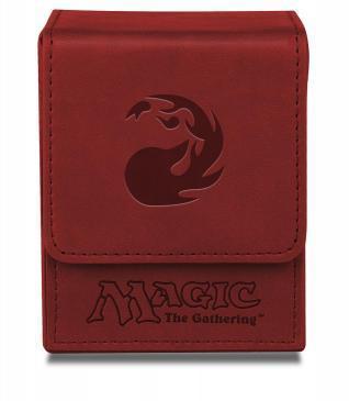 Mana Flip Box - Red (New Material)