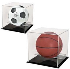 Basketball and Soccer Z-Design Display