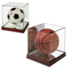 Basketball Premium Glass Display