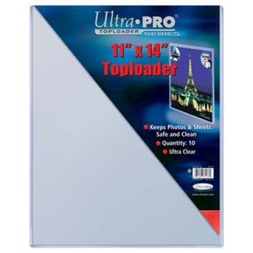 11 X 14 Ultra Pro Toploader