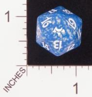 Magic Spindown Die - Eventide - Blue