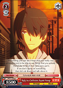 Reply to a Confession, Koyomi Araragi - BM/S15-069 - C