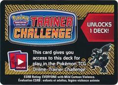 Next Destinies Zekrom Theme Deck Code Card