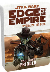 Star Wars: Edge of the Empire: Fringer Specialization Deck