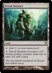 Dread Statuary on Channel Fireball