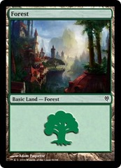 Forest (86) on Channel Fireball
