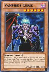 Vampire's Curse - Blue - DL16-EN003 - Rare - Unlimited Edition