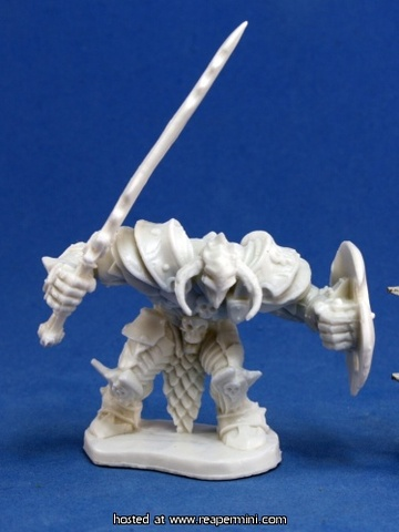 Ragnaros Evil Warrior 77150