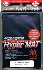 KMC Hyper Mat Blue Sleeves (80ct)