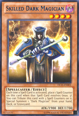 Skilled Dark Magician - Blue - DL15-EN001 - Rare - Unlimited Edition