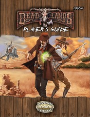 Deadlands Player's Guide Softcover