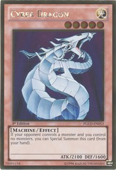 Cyber Dragon - PGLD-EN053 - Gold Rare - 1st Edition