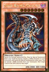 Dark Armed Dragon - PGLD-EN064 - Gold Rare - 1st Edition on Channel Fireball
