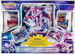 Pokemon Clash of Legends Special Edition: Dialga & Palkia