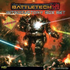 Battletech: Introductory Box Set