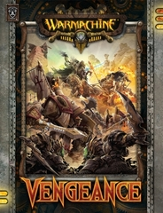 Warmachine: Vengeance (Softcover) PIP 1055