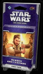 Star Wars: The Card Game - Heroes & Legends