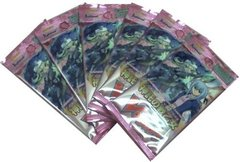 Cardfight Vanguard Sealed Celestial Valkyries Booster Pack 6 Pack Lot