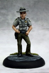 Deputy Wayne Tisdale