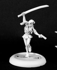 Whitney, Anime Heroine