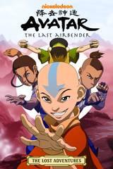 Avatar: The Last Airbender  Lost Adventures Trade Paperback Vol 01