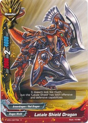 Latale Shield Dragon - TD03/0009 - C