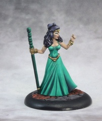 Tinley, Female Wizard