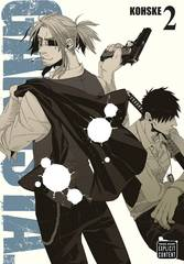 Gangsta Graphic Novel Vol 02 (Mature Readers)