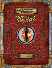 Monster Manual - 3.5 Edition Premium