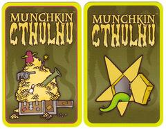 Munchkin Cthulhu Blank Cards