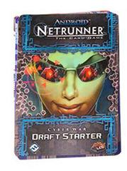 Android: Netrunner - Cyber War Draft Starter