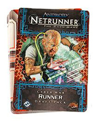 Android: Netrunner Draft - Cyber War Runner Pack