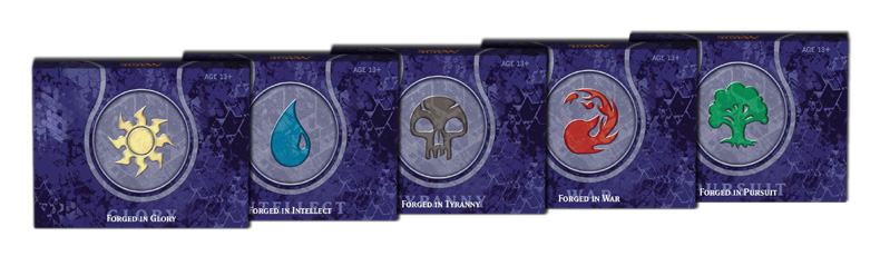 Journey into Nyx Prerelease Kit - Set of 5