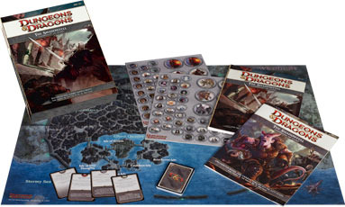 The Shadowfell: Gloomwrought & Beyond