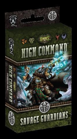Hordes: High Command - Savage Guardians