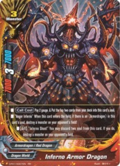 Inferno Armor Dragon - CP01/0007 - RR