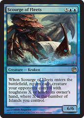 Scourge of Fleets - Foil - Prerelease Promo