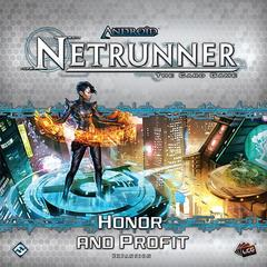 Android Netrunner: Honor and Profit Expansion