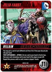 DC Comics Deck-Building Game: Felix Faust promo