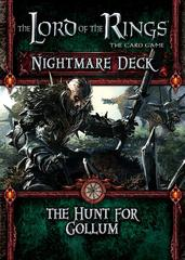 The Lord of the Rings: The Card Game  Nightmare Deck: The Hunt for Gollum