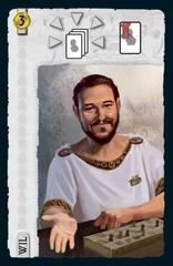 7 Wonders: Leaders  Promo Card Wil