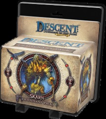 Descent: Journeys in the Dark (Second Edition)  Skarn Lieutenant Pack