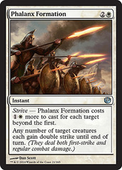 Phalanx Formation - Foil
