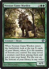 Nessian Game Warden - Foil