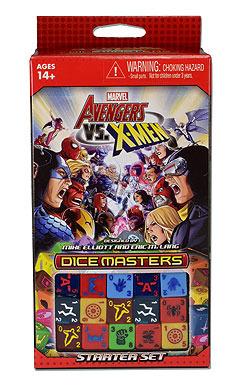 Marvel Dice Masters: Avengers vs. X-Men Starter Pack