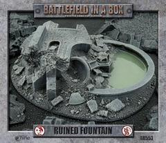 Battlefield in a Box - Gothic: Ruined Fountain BB553