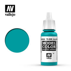 Vallejo Model Color - Green Blue - VAL70808 - 17ml