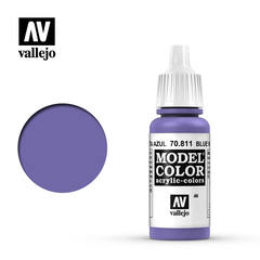 VAL70811 Vallejo Model Color Blue Violet 17ml (046)